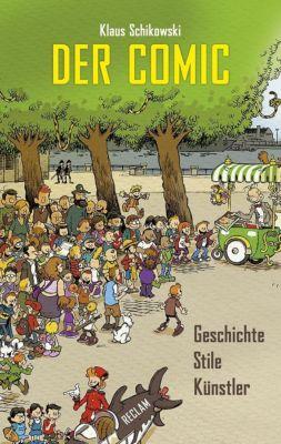 Der Comic, Klaus Schikowski