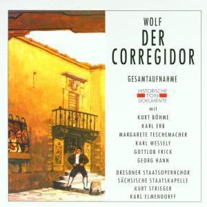 Der Corregidor (Ga), Chor Der Dresdner Staatsoper