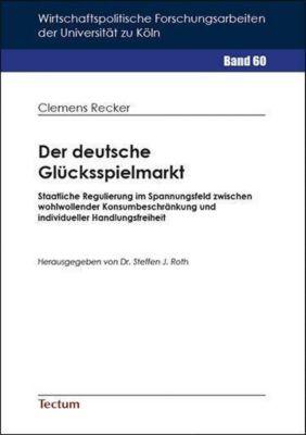 Der deutsche Glücksspielmarkt, Clemens Recker