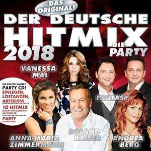 Der Deutsche Hitmix 2018, Various