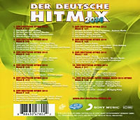 Der deutsche Hitmix - die Party 2014 - Produktdetailbild 1