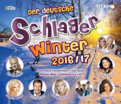 Der deutsche Schlager Winter 2016/17, Diverse Interpreten