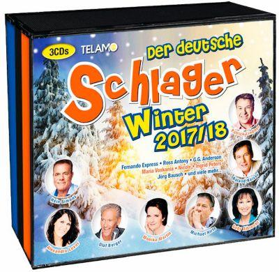 Der deutsche Schlager Winter 2017/18, Diverse Interpreten