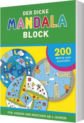 Der dicke Mandala-Block -  pdf epub