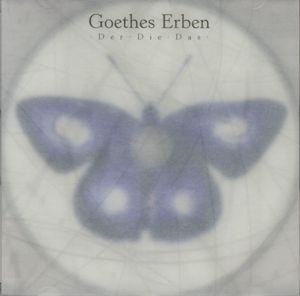 Der Die Das, Goethes Erben