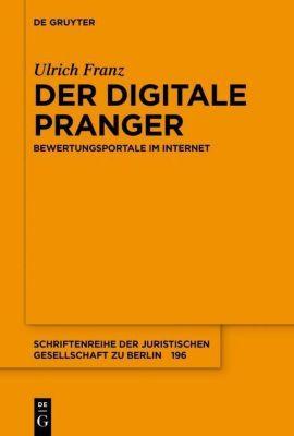 Der digitale Pranger, Ulrich Franz