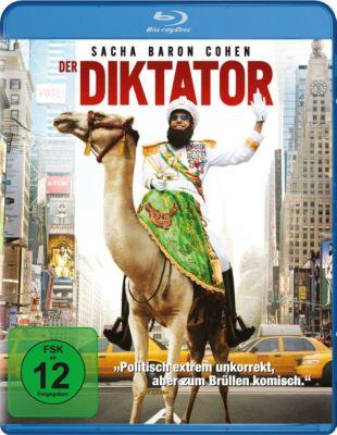 Der Diktator, SACHA BARON COHEN, Alec Berg, David Mandel, Jeff Schaffer
