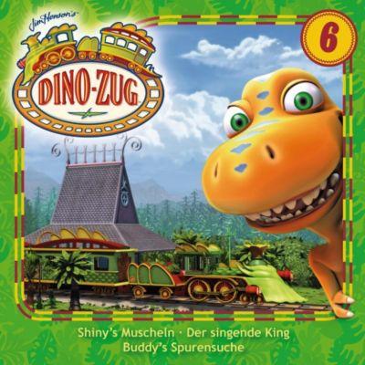 Der Dino-Zug: Der Dino-Zug - 06: Shiny's Muscheln / Der singende King / Buddy's Spurensuche