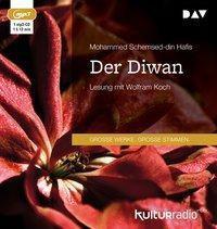 Der Diwan, 1 MP3-CD, Mohammed Schemsed-din Hafis
