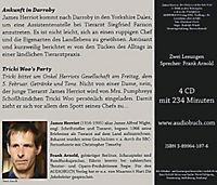 Der Doktor und das liebe Vieh, 4 Audio-CDs - Produktdetailbild 1