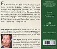 Der Doktor und das liebe Vieh, Audio-CDs: Tl.5 Mrs. Donovans Stärkungsmittel, 2 Audio-CDs - Produktdetailbild 1