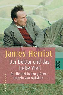 Der Doktor und das liebe Vieh, Großdruck, James Herriot
