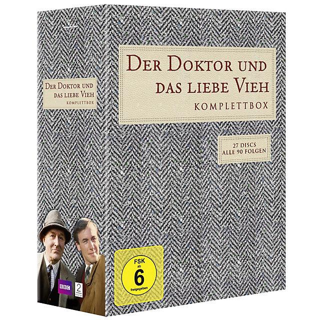 Der Doktor Und Das Liebe Vieh Staffel 2 Folge 3