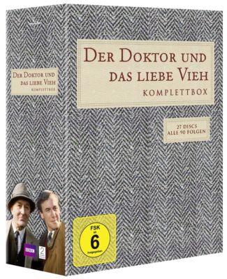 Der Doktor und das liebe Vieh - Komplettbox, Diverse Interpreten