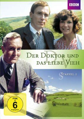 Der Doktor und das liebe Vieh - Staffel 1, James Herriot
