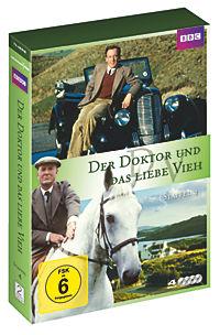 Der Doktor und das liebe Vieh - Staffel 4 - Produktdetailbild 1