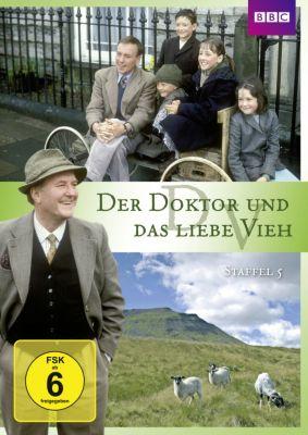 Der Doktor und das liebe Vieh - Staffel 5, James Herriot