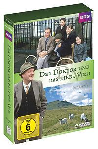 Der Doktor und das liebe Vieh - Staffel 5 - Produktdetailbild 1