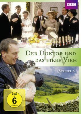 Der Doktor und das liebe Vieh - Staffel 6, James Herriot