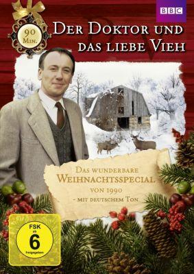 Der Doktor und das liebe Vieh - Weihnachtsspecial 1990, Der Doktor u.d.l.Vieh-Weihnachtsspec.'90
