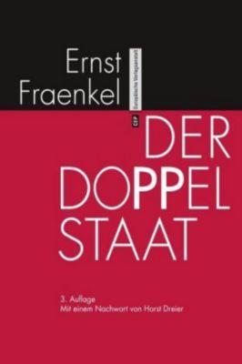 Der Doppelstaat - Ernst Fraenkel pdf epub