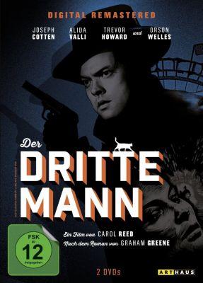 Der dritte Mann, 2 DVDs