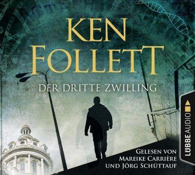 Der dritte Zwilling, 4 Audio-CDs - Ken Follett |