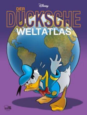 Der Ducksche Weltatlas, Walt Disney