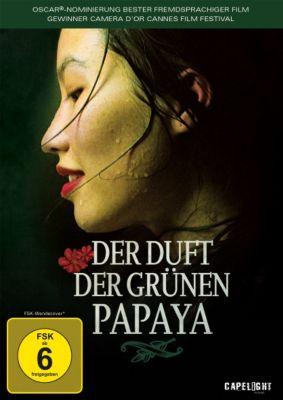 Der Duft der grünen Papaya, DVD, Tran Anh Hung