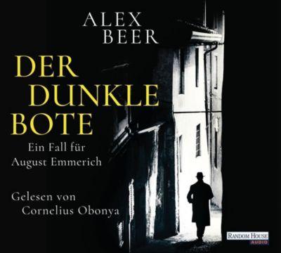 Der dunkle Bote, 6 Audio-CDs - Alex Beer pdf epub
