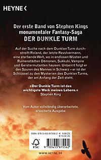 Der Dunkle Turm Band 1: Schwarz - Produktdetailbild 1