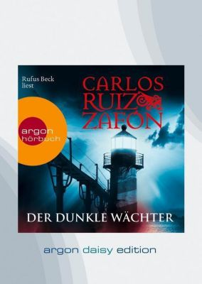 Der dunkle Wächter, 1 MP3-CD, Carlos Ruiz Zafón