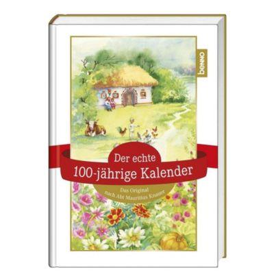 Der echte 100-jährige Kalender, Mauritius Knauer