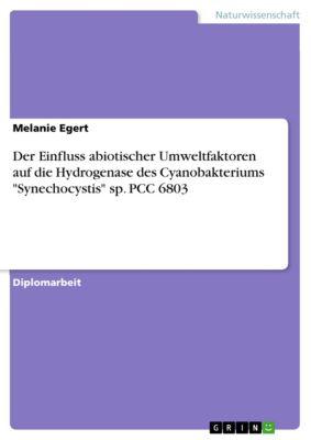 Der Einfluss abiotischer Umweltfaktoren auf die Hydrogenase des Cyanobakteriums Synechocystis sp. PCC 6803, Melanie Egert
