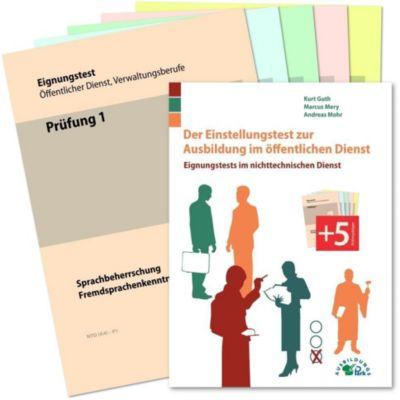 Der Einstellungstest zur Ausbildung im öffentlichen Dienst, Kurt Guth, Marcus Mery, Andreas Mohr