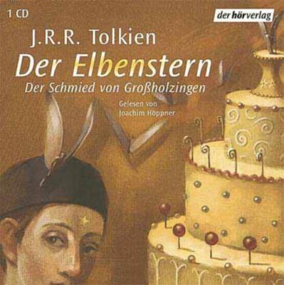 Der Elbenstern, Audio-CD, J.R.R. Tolkien