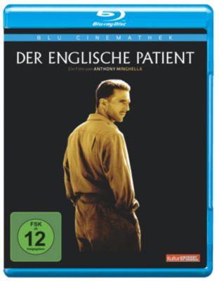 Der englische Patient - Blu Cinemathek, Anthony Minghella