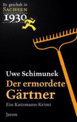 Der ermordete Gärtner, Uwe Schimunek