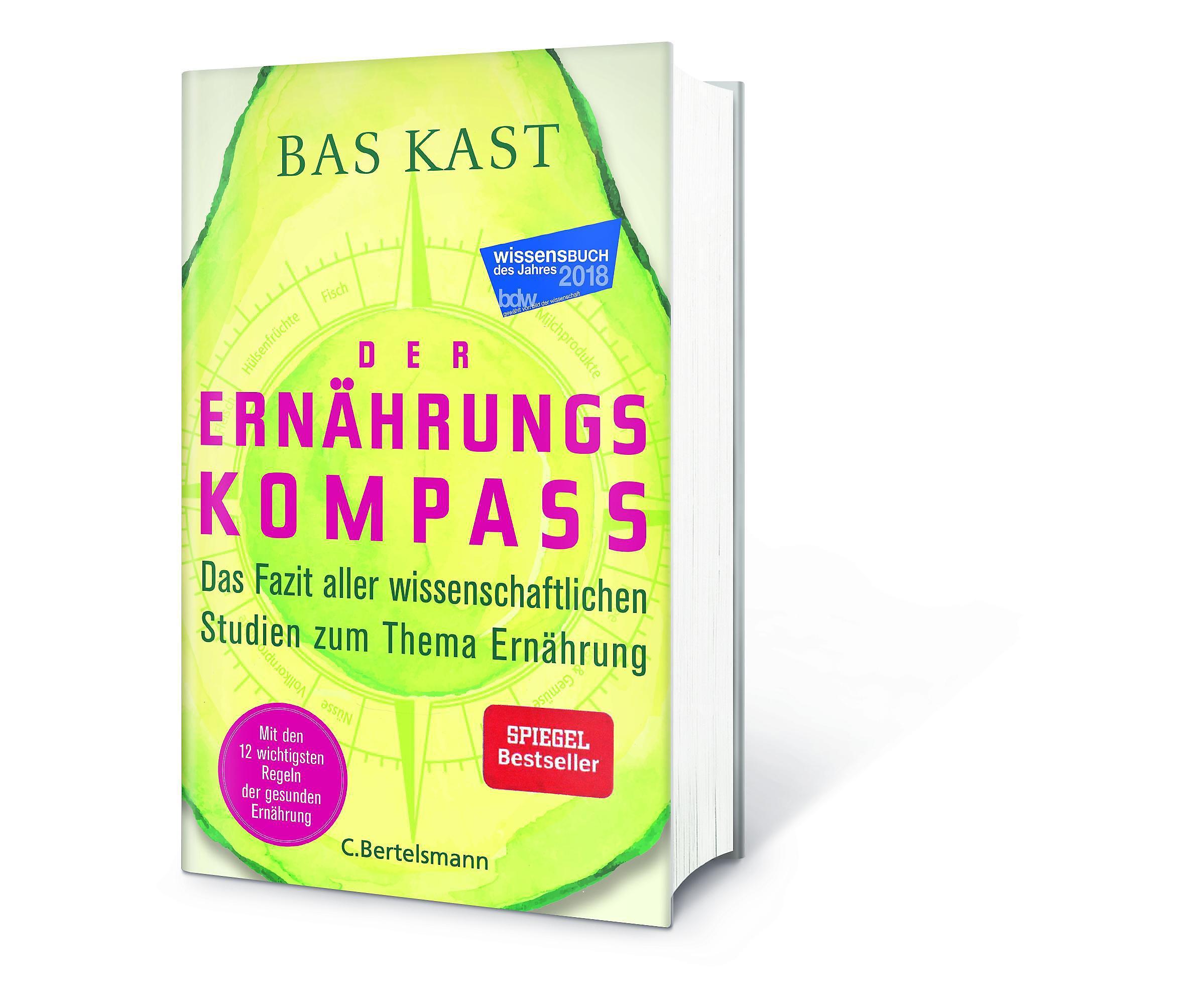 Der Ernährungskompass Buch Von Bas Kast Bei Weltbildde