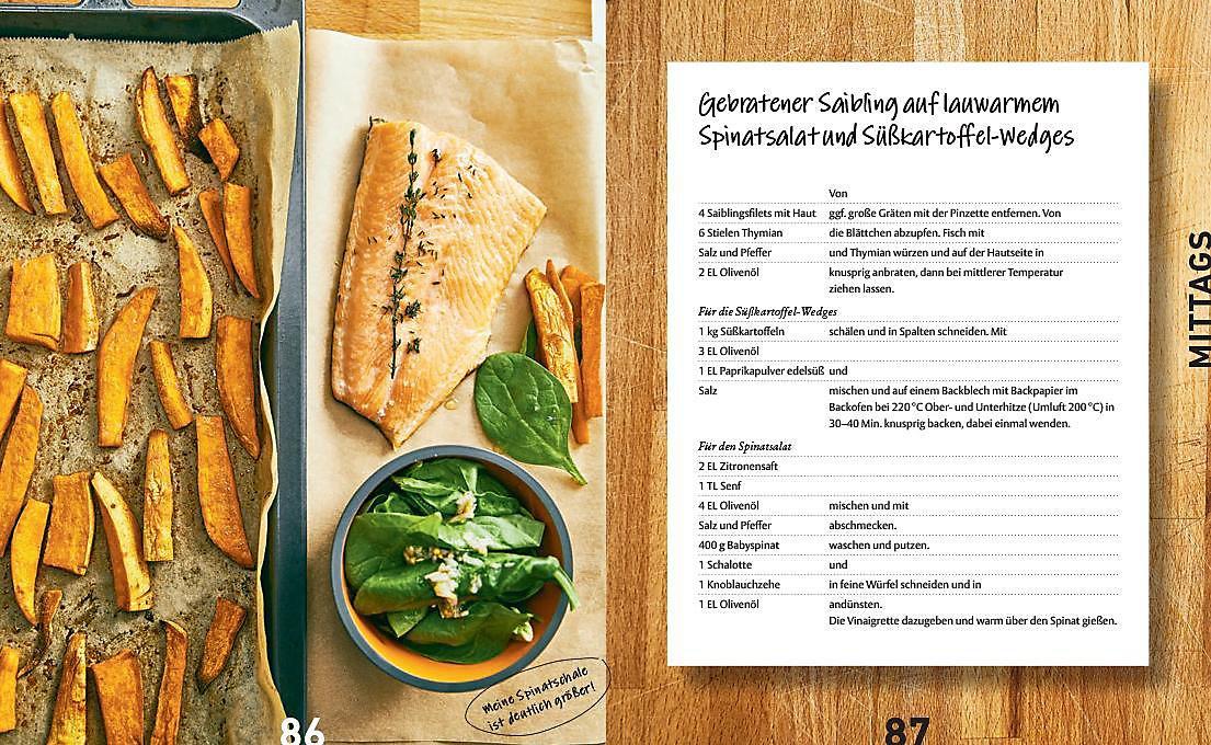 Der Ernährungskompass Das Kochbuch Buch Versandkostenfrei
