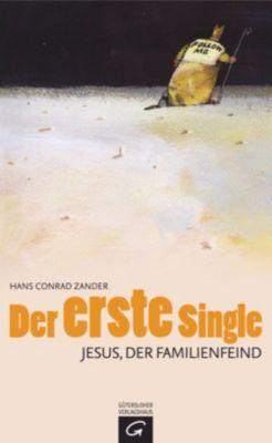 Der erste Single, Hans Conrad Zander