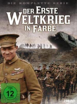 Der Erste Weltkrieg in Farbe, Diverse Interpreten