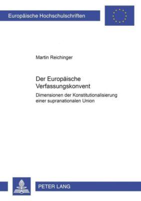 Der Europäische Verfassungskonvent, Martin Reichinger