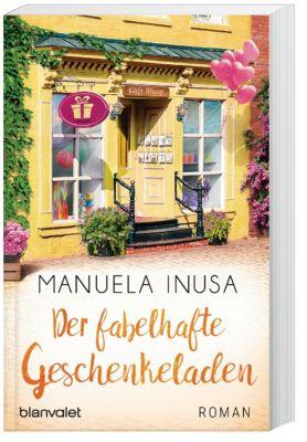 Der fabelhafte Geschenkeladen - Manuela Inusa |