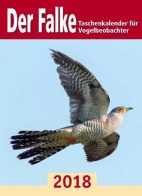 Der Falke, Taschenkalender für Vogelbeobachter 2018