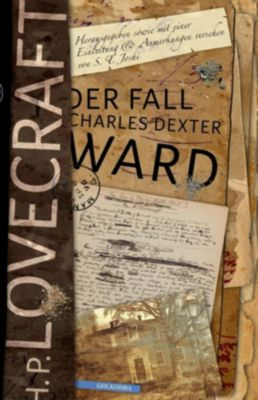 Der Fall Charles Dexter Ward - Howard Ph. Lovecraft |
