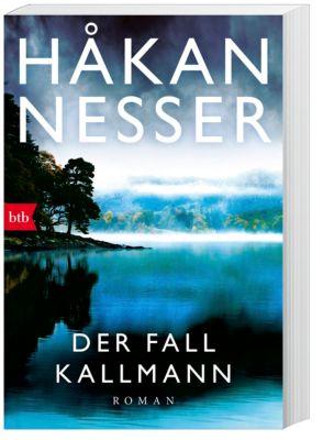 Der Fall Kallmann - Hakan Nesser |