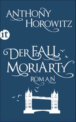Der Fall Moriarty, Anthony Horowitz