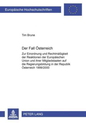 Der Fall Österreich, Tim Brune