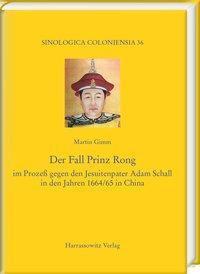 Der Fall Prinz Rong, Martin Gimm